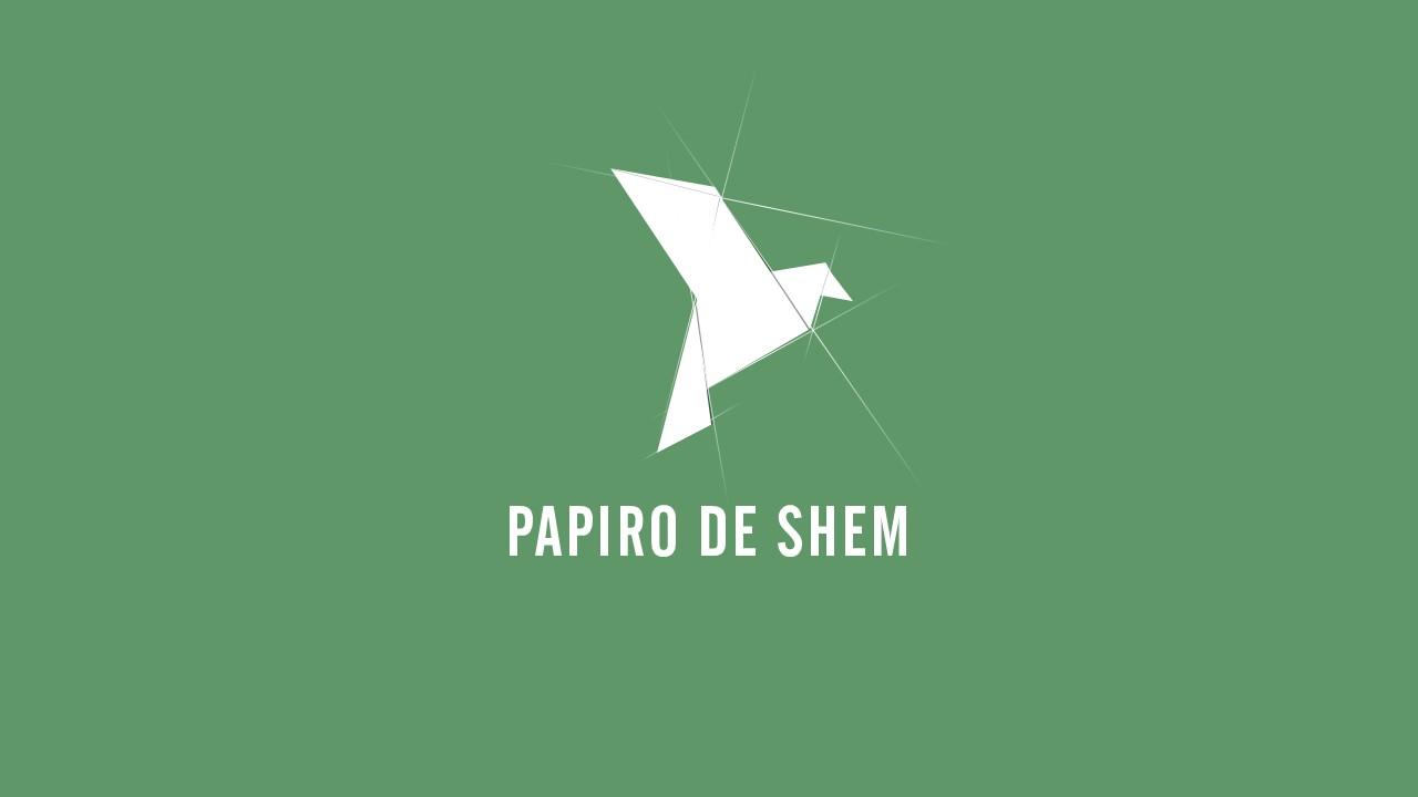 Papiro de Shem