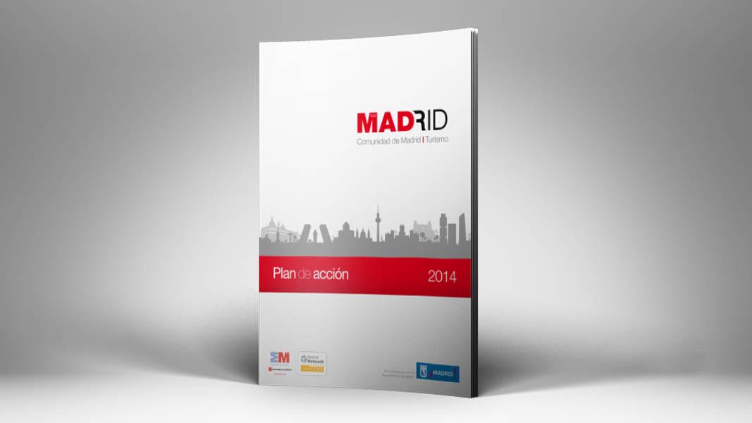 Comunidad de Madrid – Plan de acción