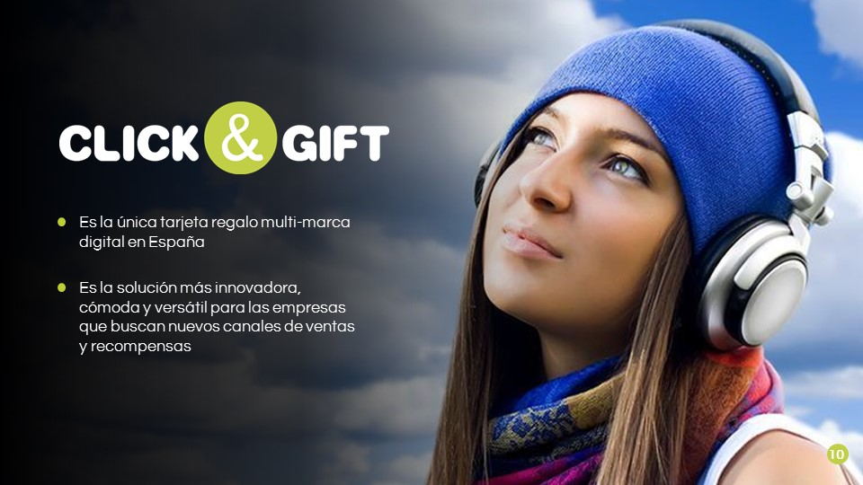 Click & Gift