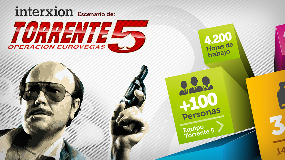 Interxion: Torrente 5