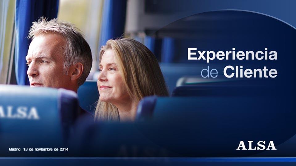 Alsa – Experiencia del Cliente
